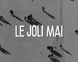 Fotograma de Le Joli Mai. Chris Marker (1962)
