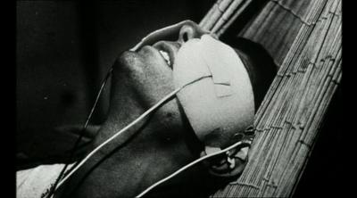Fotograma de La jeteé. Chris Marker (1962)