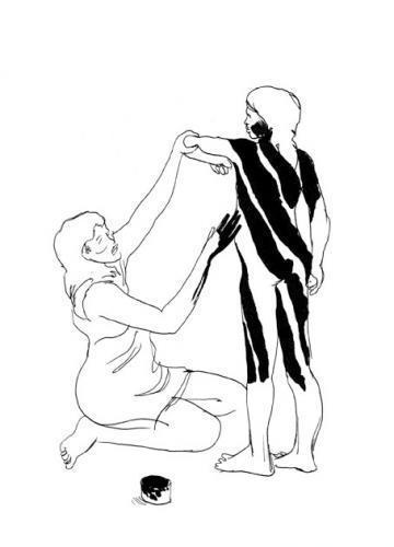 Ilustración de Jean-Françoisse Desserre.