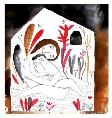 Ilustración de Claudia Gutiérrez