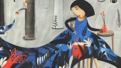 Ilustración de Estelí Meza