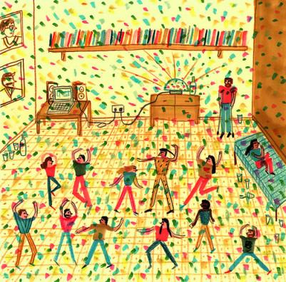 Ilustración de María Luque