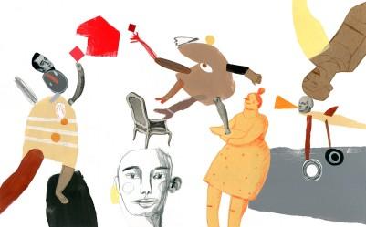 Ilustración de Natalia Gurovich
