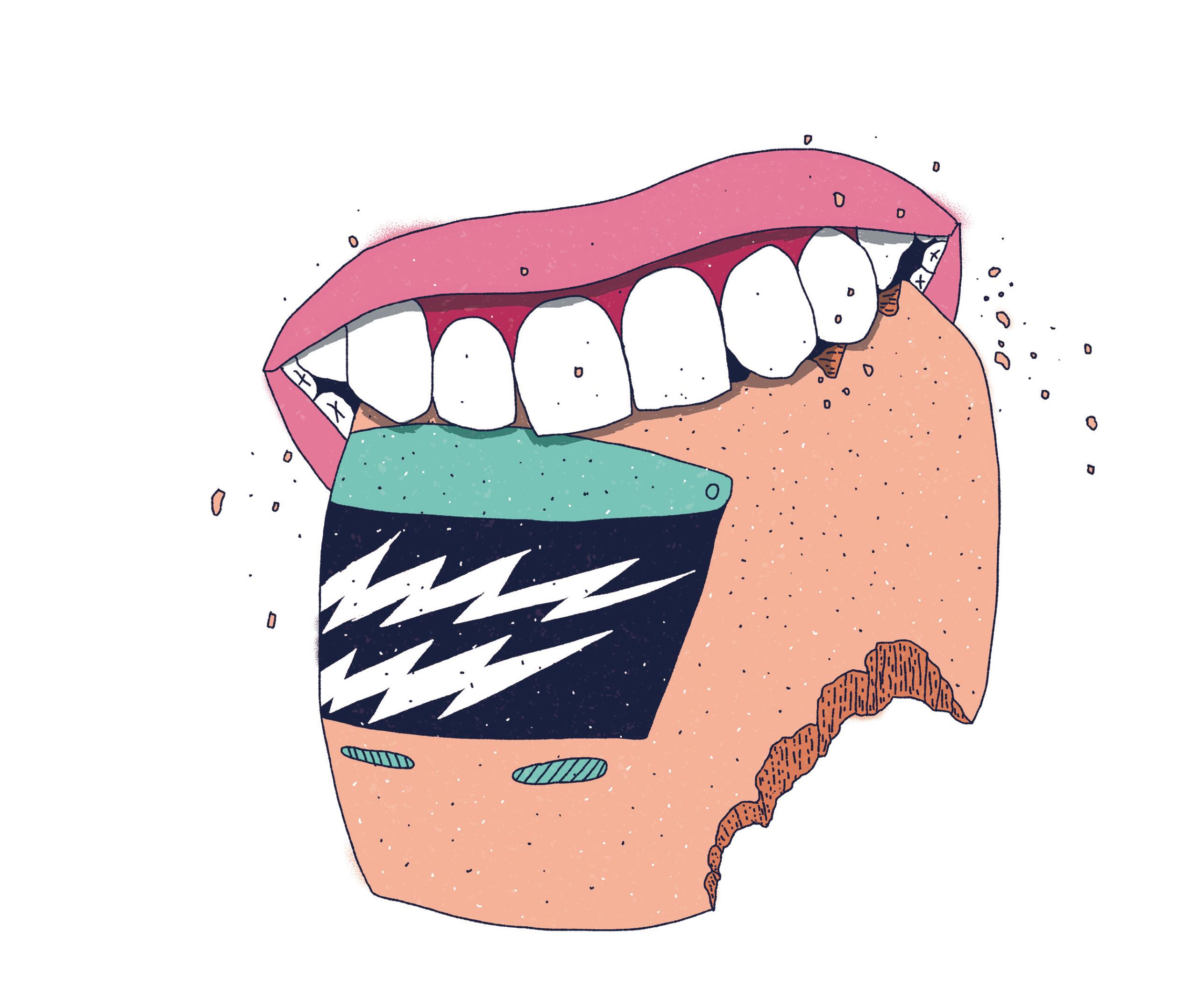 Ilustración de Joan X. Vázquez (Xalapa, 1985)