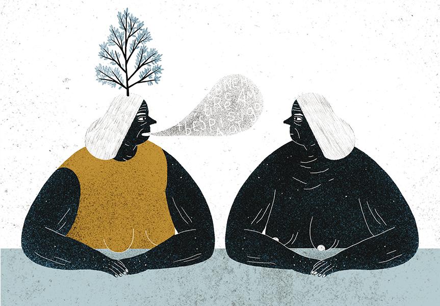 Ilustración de Pamela Medina (Ciudad de México, 1992)