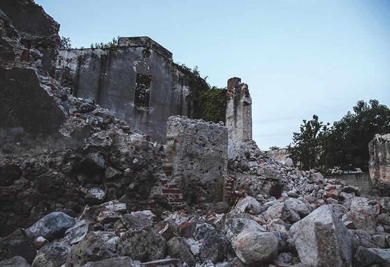 Escombros de hace más de 100 años se revuelven con los del 19 de septiembre.