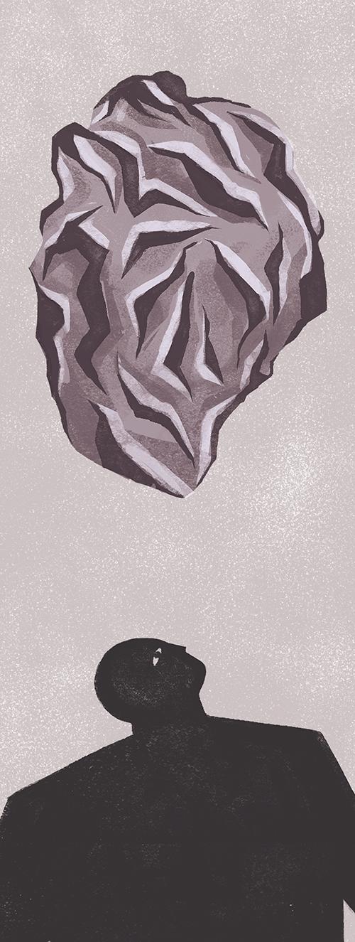 Ilustración de Lorena Mondragón (Ciudad Juárez, 1988)