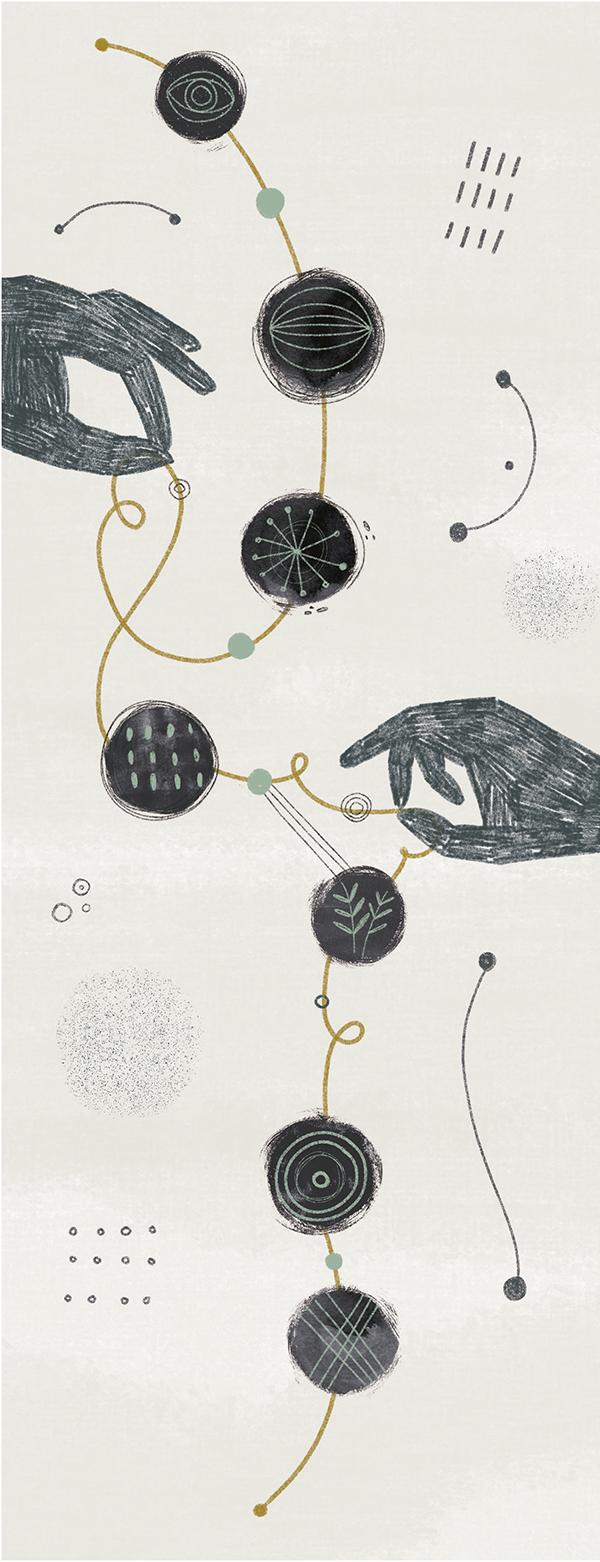 Ilustración de Mariana González Roldán (Hidalgo, 1994)