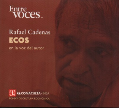 CD ENTRE VOCES RAFAEL CADENAS