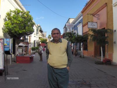 Rafael Cadenas, Jalisco, 2009. FOTO Claudia Posadas