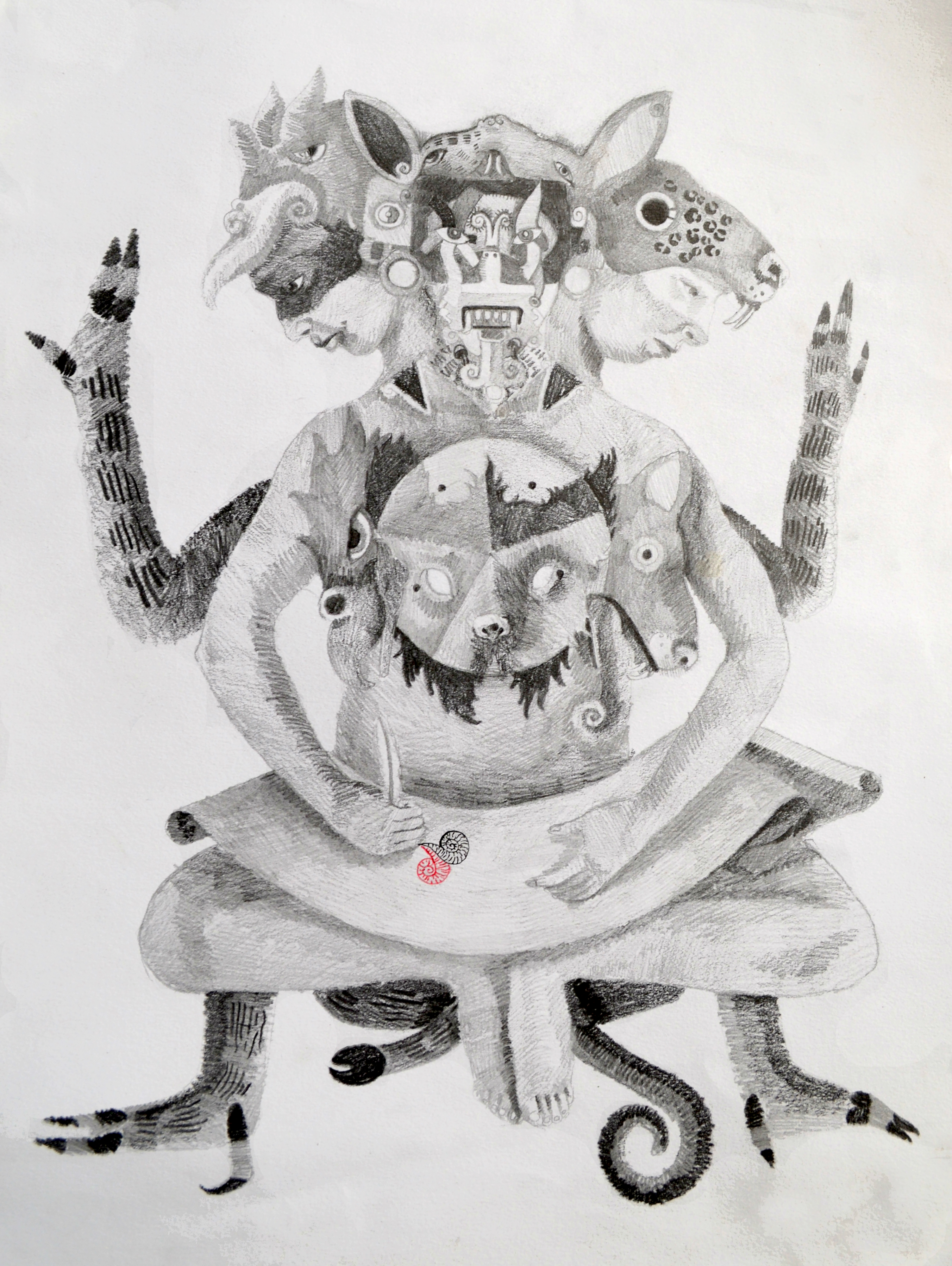 Ilustración por Mario Cano Dominguez.