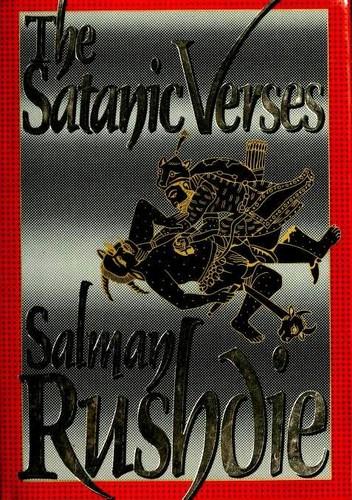 Portada de  Los versos satánicos