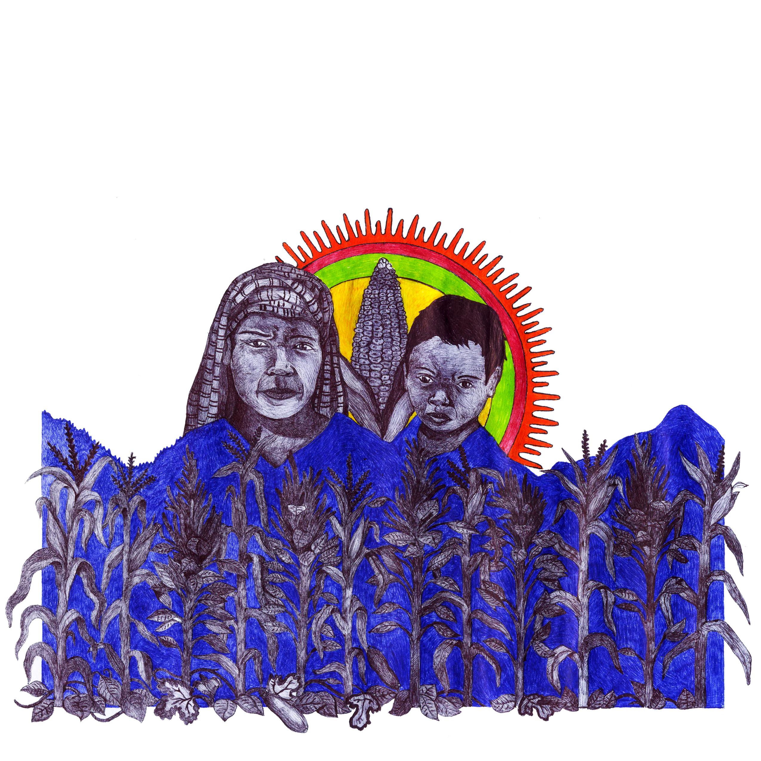 Ilustración por Mario Cano Domínguez