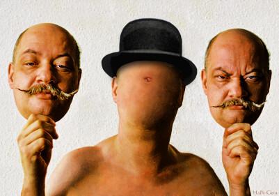 Faceless, Flickr.