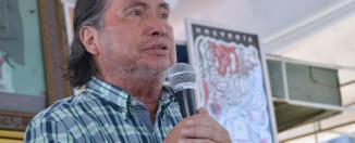 Feria Internacional de Libro Zócalo, Sábado 15 de octubre del 2016. Vania Basulto / Secretaria de Cultura de la CDMX.