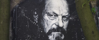 Retrato de Terry Gilliam. Flickr.