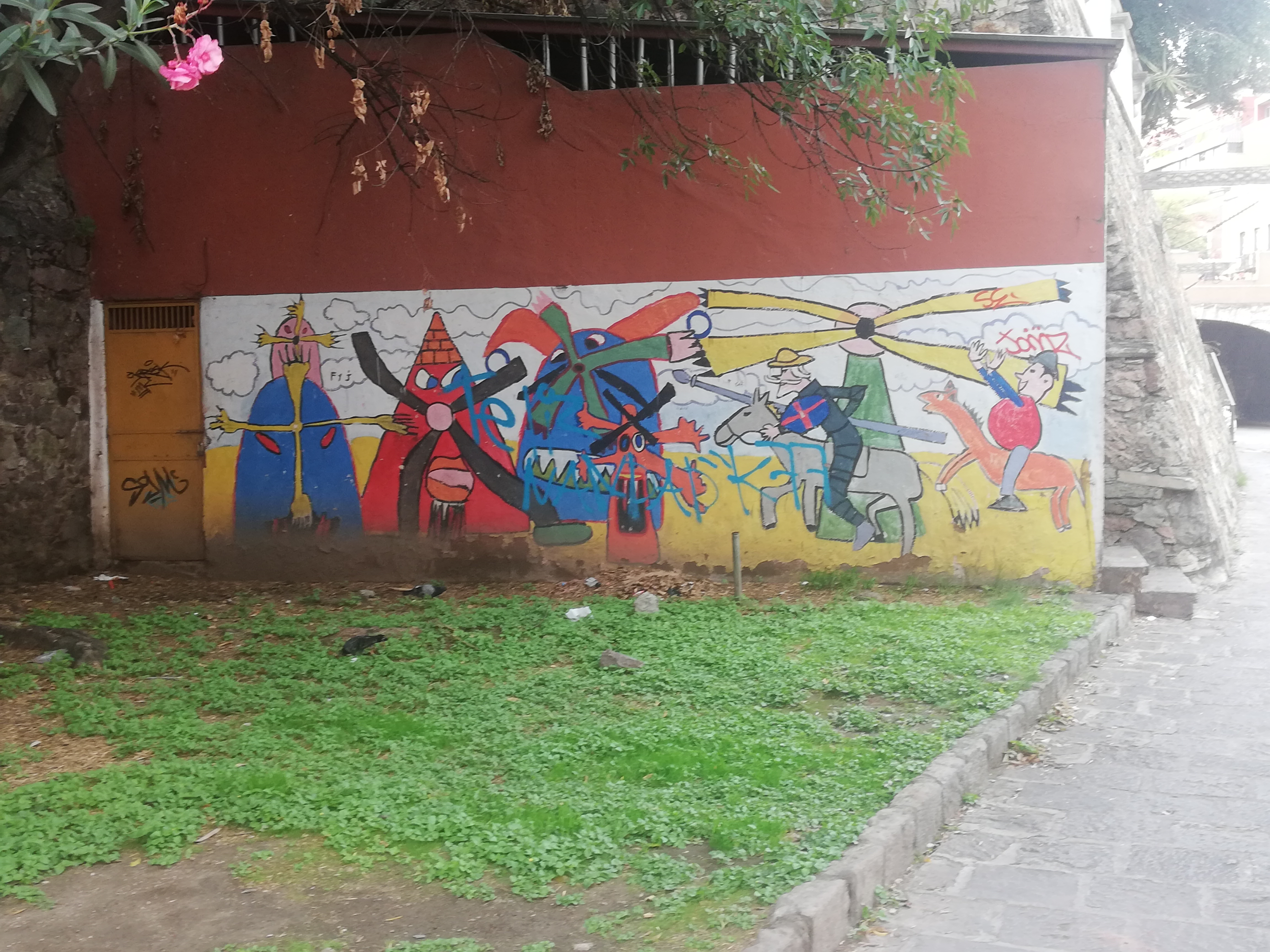 La casa de Don Quijote. Sergio Ceyca.