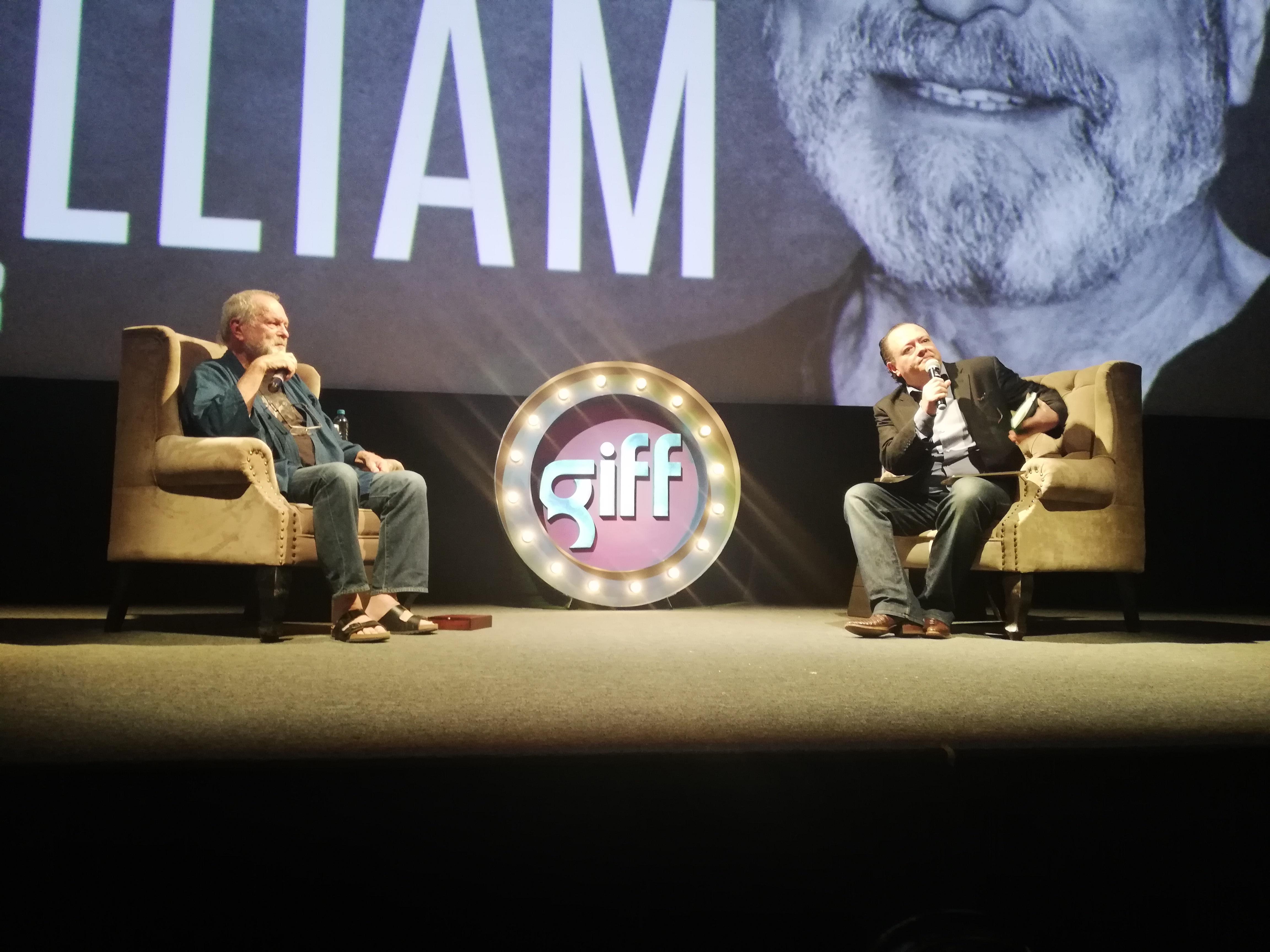 Terry Gilliam, el filtrador de historias. Sergio Ceyca.