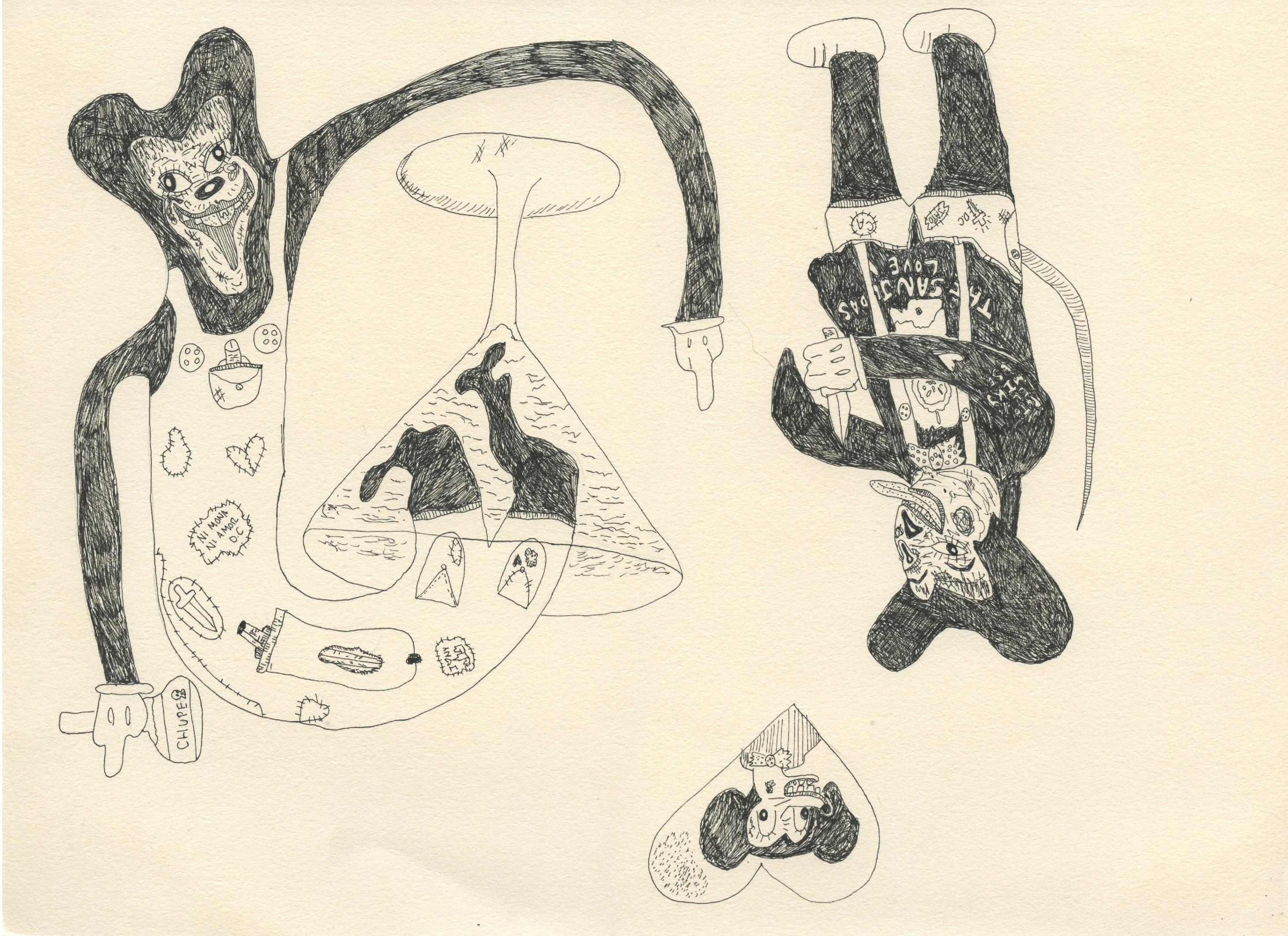 Ilustración por El pinche barrendero
