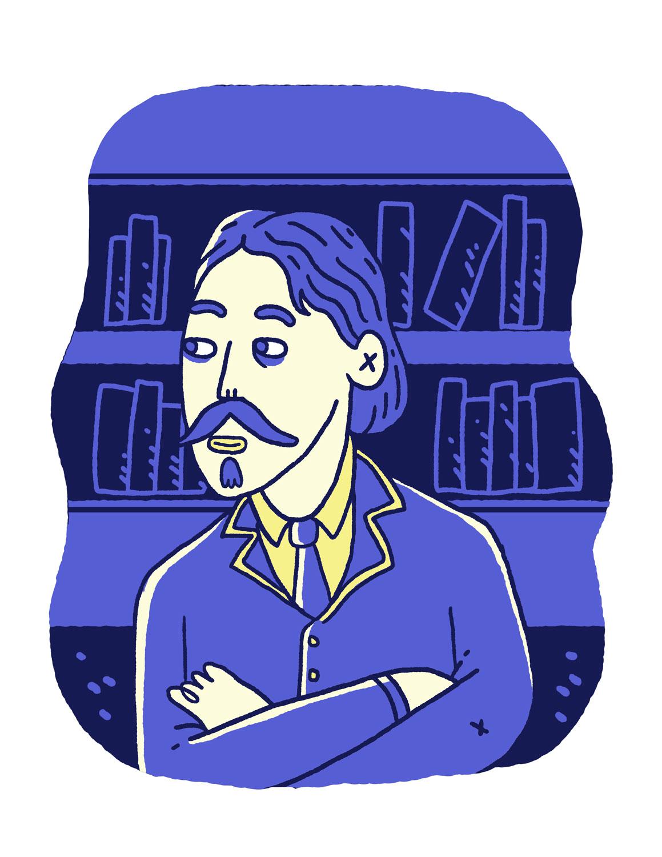 Ilustración de Güerogüero