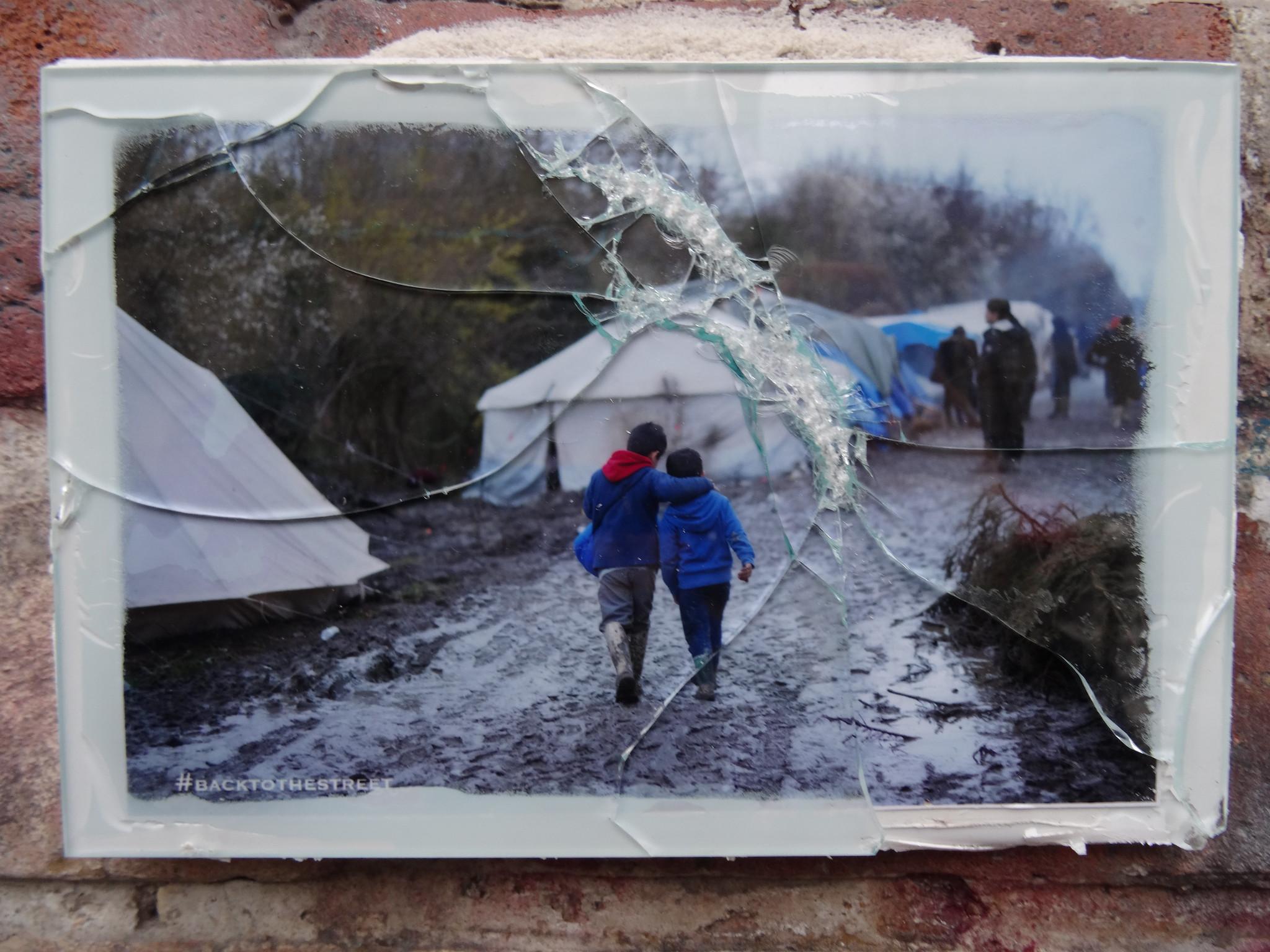 """Migrants"" por Jeanne Menjoulet. Extraida de Flickr."