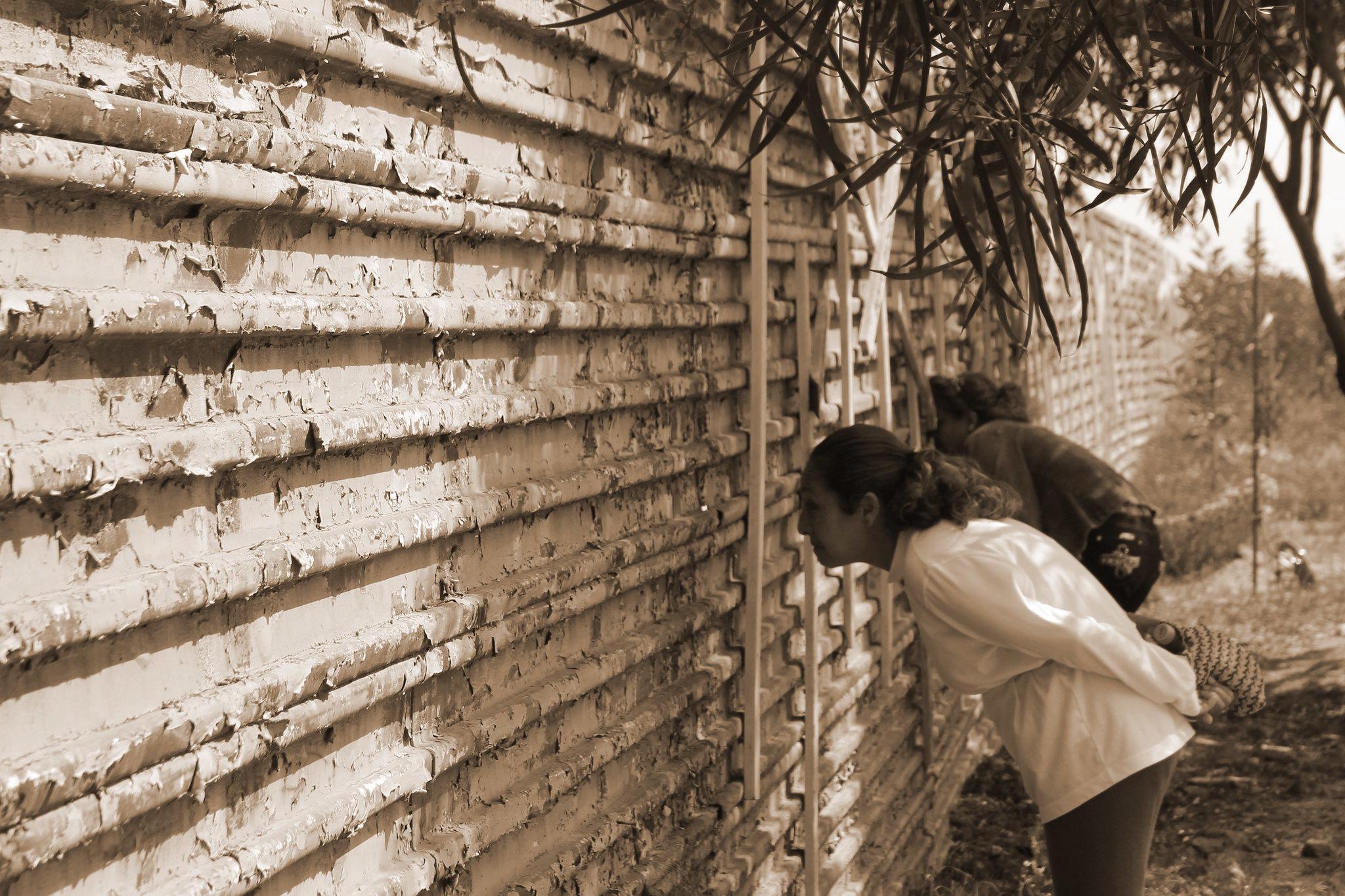 """""""Mirando los sueños"""", fotografía por Pies cansados, extraída de Flickr."""