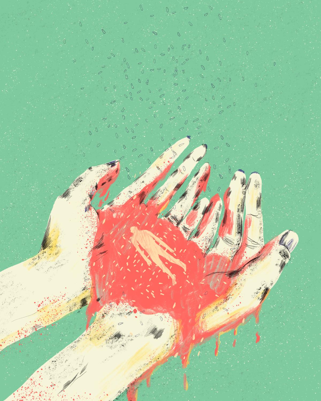 Ilustración por Edgar MT.