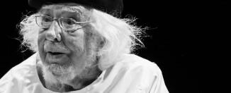 Jorge Mejía Peralta, Homenaje a Ernesto Cardenal en sus 90 Años, Teatro Nacional Rubén Darío. Managua, Nicaragua. Flickr.