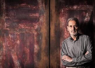 Vicente Rojo. Secretaría de Cultura.