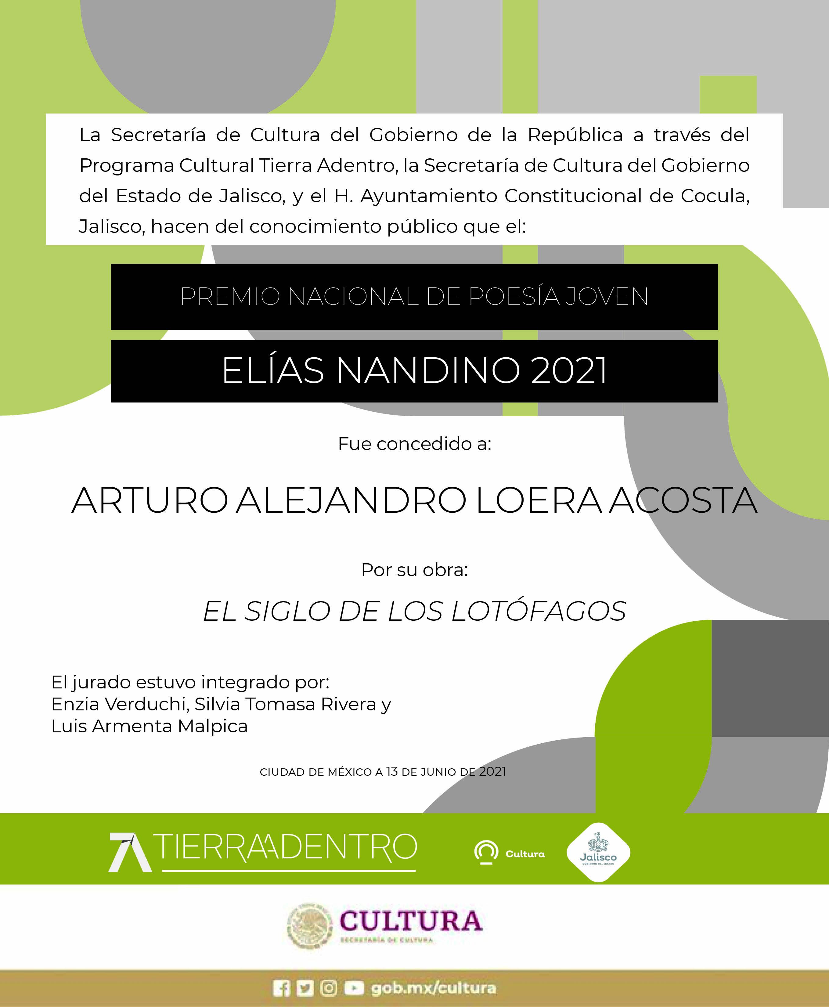 Eliìas Nandino 2021