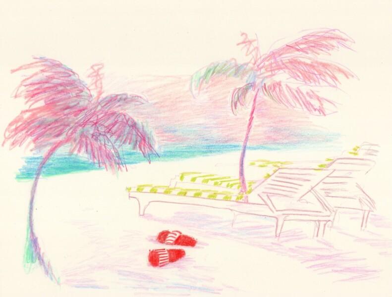 Ilustración de Melissa Gabriela